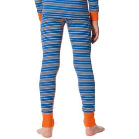 Regatta Nessus Baselayer Broek Kinderen, oxford blue stripe